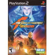 The King Of Fighters 2006 Ps2 Original Americano Completo
