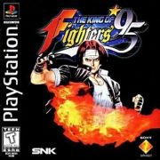 The King Of Fighters 95  Ps1 Original Americano Completo