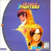 The King Of Fighters Dream Match Dreamcast Original Americano