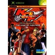 The King of Fighters Maximum Impact Maniax Xbox Clássico Original