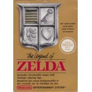 The Legend Of Zelda Nes 100% Original
