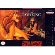The Lion King Super Nintendo 100% Original Americano