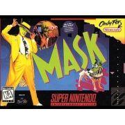 The Mask SNES 100% Original Americano