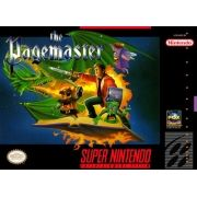 The Pagemaster Super Nintendo 100% Original Americano