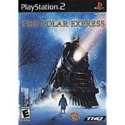 The Polar Express Ps2 Original Americano Completo
