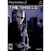 The Shield The Game Ps2 Original Americano Completo