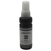 Tinta Epson Bulk Ink Preto Refil 100ml Kit MP664 673 Masterprint