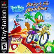 Tiny Toon Adventures Plucky's Big Adventure Ps1 Original