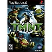 TMNT - Teenage Mutante Ninja Turtles Ps2 Original Americano Completo
