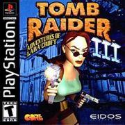 Tomb Raider 3 Ps1 Original Americano Completo