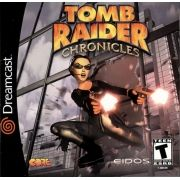Tomb Raider Chronicles Dreamcast Original Americano Completo