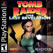 Tomb Raider Last Revelation Ps1 Original Americano Completo