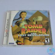 Tomb Raider Last Revelation Dreamcast Original Americano Completo