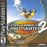 Tony Hawk's Pro Skater 2 Ps1 Original Americano Completo