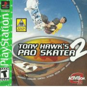 Tony Hawk's Pro Skater 2 Ps1 Original Completo