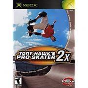 Tony Hawk's Pro Skater 2x  Xbox Clássico Original Americano Completo