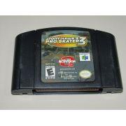 Tony Hawk's Pro Skater 3 Nintendo 64 Original Americano