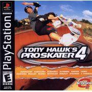 Tony Hawk's Pro Skater 4 Ps1 Original Americano Completo