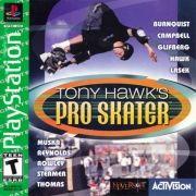 Tony Hawk's Pro Skater  Ps1 Original Americano Completo