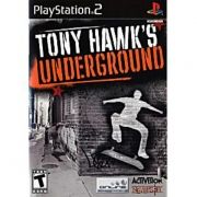 Tony Hawk Underground Ps2 Original Americano Completo