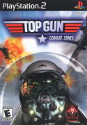 Top Gun Combat Zones Ps2 Original Americano Completo