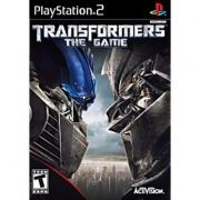 Transformers the Game Ps2 Original Americano Completo