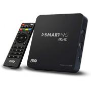 Tv Box Pro Eletronic Smart PRO PROSB-2000/2GB padrão 4K 8GB preto com 2GB de memória RAM