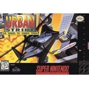 Urban Strike Super Nintendo 100% Original Americano