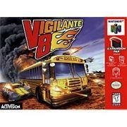Vigilante 8  Nintendo 64 Original Americano