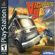 Vigilante 8 2nd Offense Ps1 Original Americano Completo