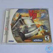 Vigilante 8 Second Offense Dreamcast Original Americano Completo