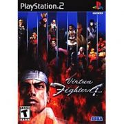 Virtua Fighter 4 Ps2 Original Americano Completo