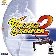 Virtua Striker 2 (Novo Lacrado) Dreamcast Original Americano