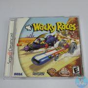 Wacky Races Dreamcast Original Americano Completo