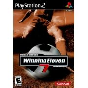Winning Eleven 7 International Ps2 Original Americano Completo
