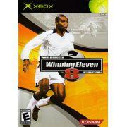 Winning Eleven 8 Xbox Clássico Original Americano Completo