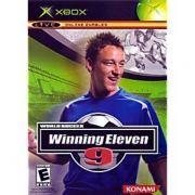 Winning Eleven 9 Xbox Clássico Original Americano Completo