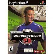 Winning Eleven 9 Ps2 Original Americano Completo WE