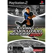 Winning Eleven Pro Evolution Soccer 2007 Ps2 Original Americano