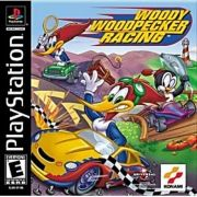 Woody Woodpecker Racing Ps1 Original Americano Completo