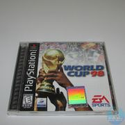World Cup 98 Ps1 Original Americano Completo