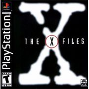 X-Files The Game Ps1 Original Americano Completo