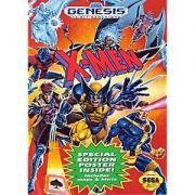 X-Men Mega Drive 100% Original Americano Completo