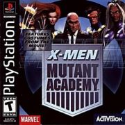 X-Men Mutant Academy Ps1 Original Americano Completo