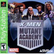X-Men Mutant Academy Ps1 Original Americano Completo