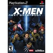 X-men Next Dimension Ps2 Original Americano Completo