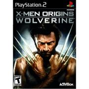 X-Men Origins Wolverine Ps2 Original Americano Completo