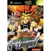 Yu Gi Oh Dawn Of Destiny Original Americano Xbox Classico