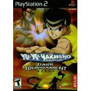 Yu Yu Hakusho Dark Tournament Ps2 Original Americano