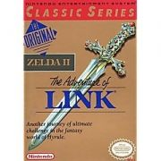 Zelda 2 The Adventure Of Link Nes 100% Original